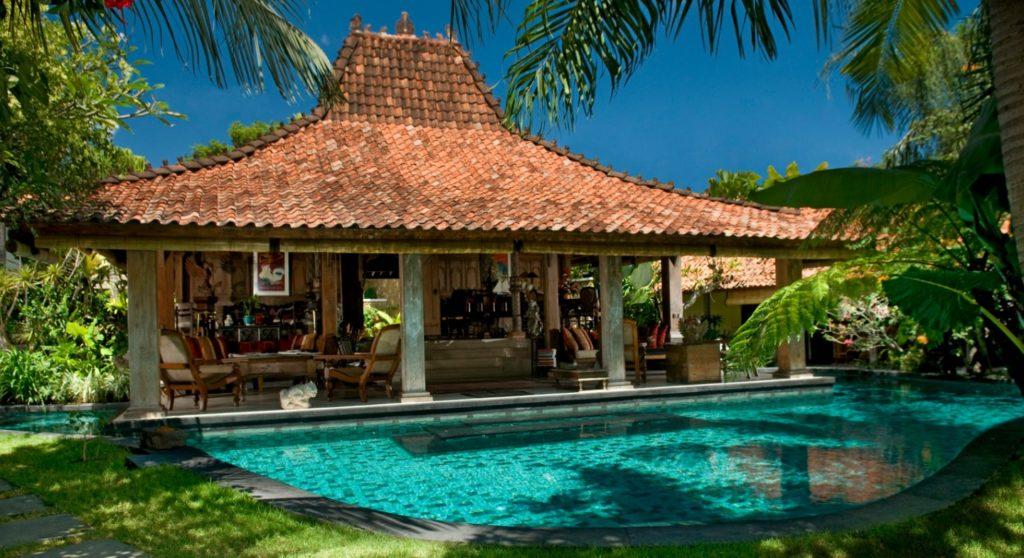 Desain Rumah Minimalis Bergaya Joglo Tradisional (sumber: pinterest) & Desain Rumah Minimalis Bergaya Joglo Tradisional |
