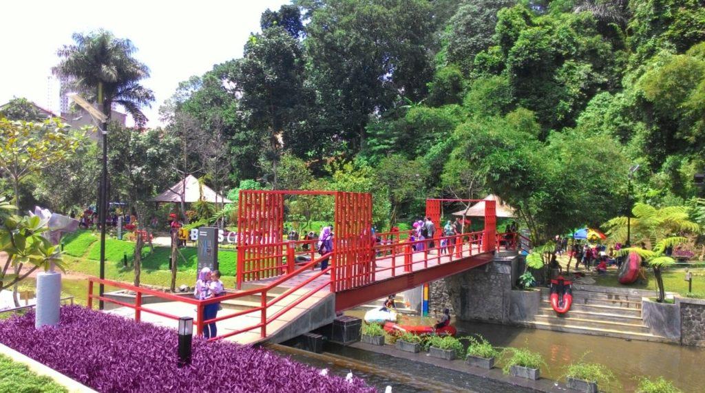 Kebun Raya Bogor Favoritnya Wisata Keluarga Indonesia