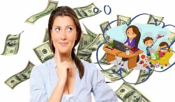 Cara Menambah Uang Belanja untuk Ibu Rumah Tangga