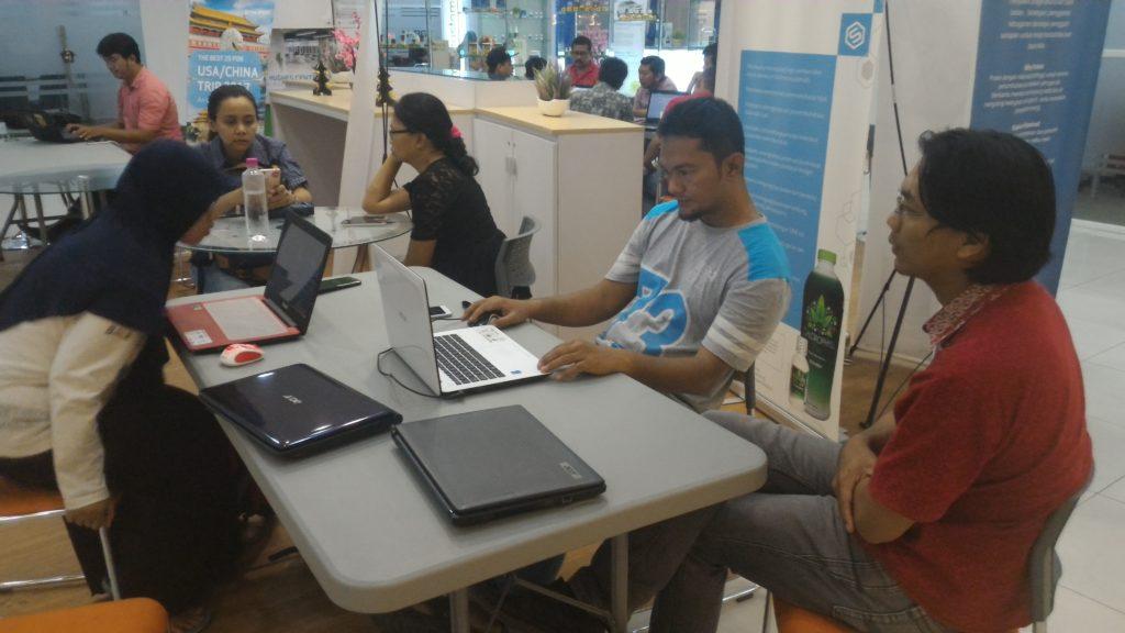 Kursus Bisnis Online Internet Marketing Terbaik dan Murah di Jatikarya Bekasi